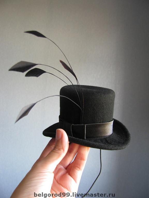 Мастер класс цилиндр шляпа своими руками из 22
